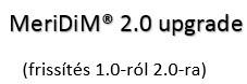MeriDiM 2.0 upgrade