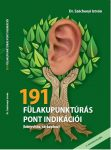 Fülakupunktúrás kézikönyv (könyvhöz, térképhez) 2. bővített kiadás