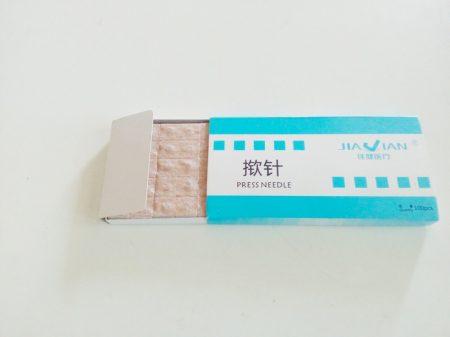 Tartós fültű (bőrszínű tapasszal 2)